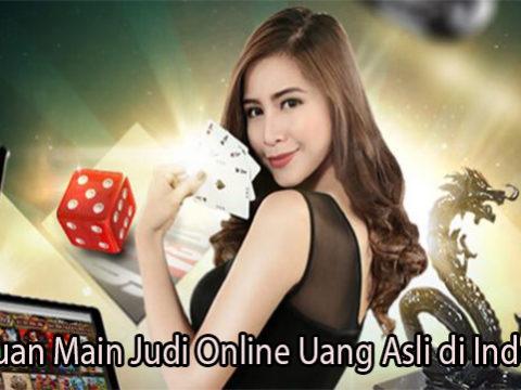 Keseruan Main Judi Online Uang Asli di Indonesia